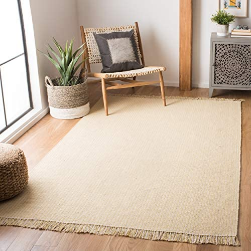 Safavieh MTK340E-9 Area – Rugs, 9 x 12 , Ivory Yellow