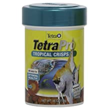 Tetra 77070 TetraPRO Tropical Crisps for Fishes, 85ml
