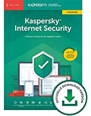 Reduziert: Kaspersky Internet Security Software