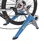 SZYM-Rulli-Bicicletta-per-Allenamento-da-Interno-Piattaforma-da-Guida-per-Mountain-Bike-da-Strada-rulli-Bici-Dispositivo-di-Allenamento-a-Resistenza-Magnetica-controllata-da-Filo-Cyclette