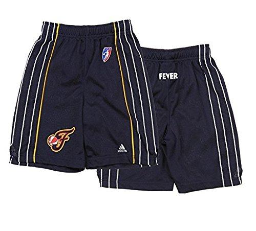 Indiana Fever WNBA Big Girls Youth Replica Basketball Shorts, Navy