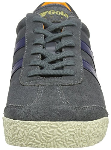 Navy Fashion Orange Sneaker Graphite Gola Men's Harrier 8qXXf