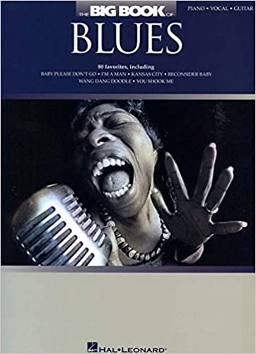 Amazon com: The Big Book of Blues (Big Books of Music