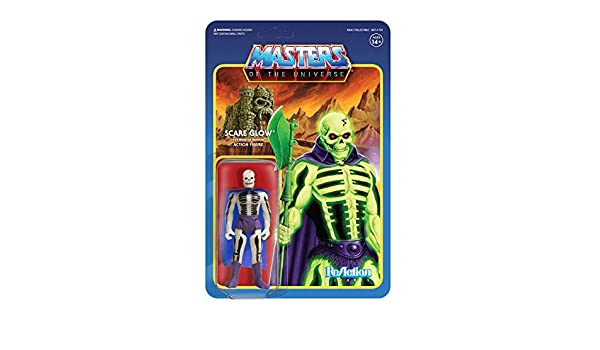 SUPER7 Masters of The Universe Reaction Action Figure Wave 4 ...