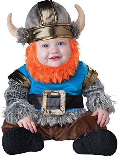 GTH Boy's Lil Viking Toddler Kids Child Fancy Dress Party Halloween Costume, 18-24 ()