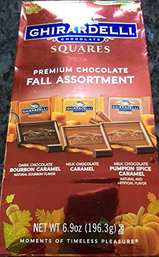 - Ghiradelli Chocolate Squares Fall Assortment
