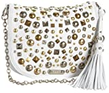 Rafe Belle Cross-Body,White,one size