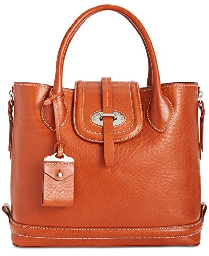 Florentine Side Zip Satchel (Side Zip Satchel)
