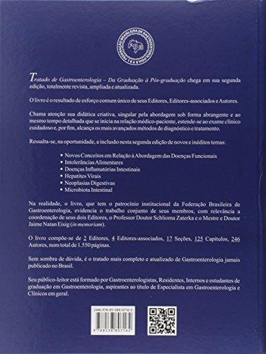 Tratado de Gastroenterologia. Da Graduação a Pós-Graduação