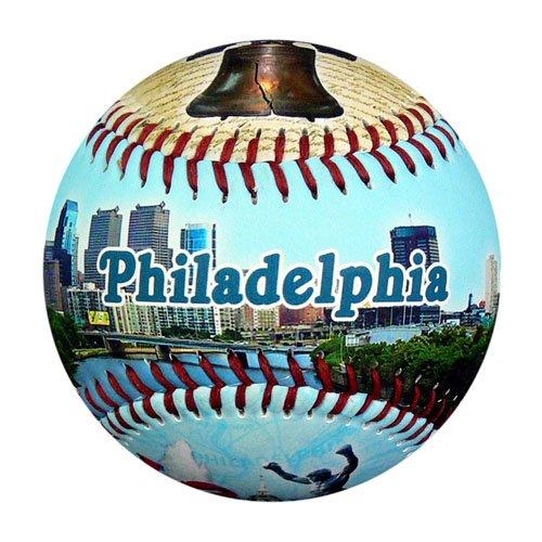 EnjoyLife Inc Philadelphia Souvenir (Souvenir Baseball)