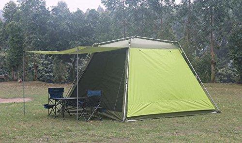 MCCOutdoor-Falt Zelt Doppel Aluminiumlegierung automatische Markisen