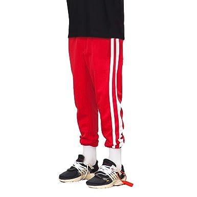 Hombre Adolescente Cintura Media Pantalones Largos Moda Pantalón ...