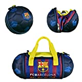 Official FC Barcelona Collapsible Insulated Soccer