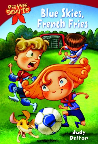 Pee Wee Scouts: Blue Skies, French -