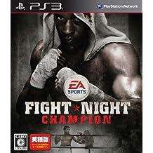 Fight Night Champion (japan import)