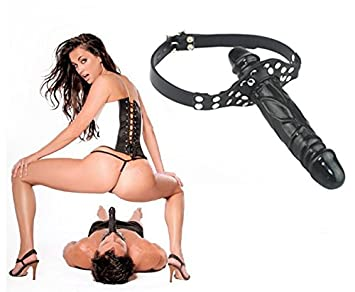Dual head strap on sex toy
