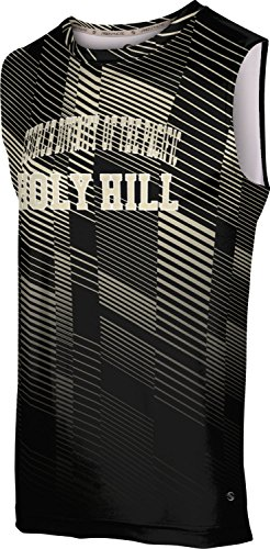 Men's Church Divinity of The Pacific College Bold Sleeveless Shirt (Apparel) F0952 by ProSphere