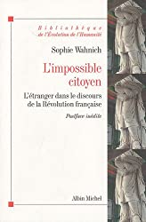 Impossible Citoyen (L') (Collections Histoire)