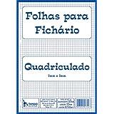 Bloco para Fichário Universitário x 5 Unidades, Tamoio 1702, Multicor, 5 x 5 mm