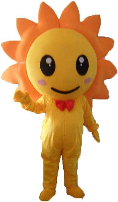 YUJUAN - Disfraz de Flor de Sol para Cosplay (160 – 175 cm ...