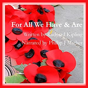 For All We Have and Are Audiobook
