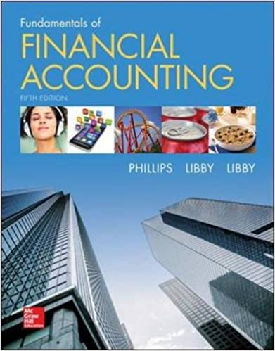 Fundamentals of financial accounting fred phillips associate fundamentals of financial accounting 5th edition fandeluxe Choice Image