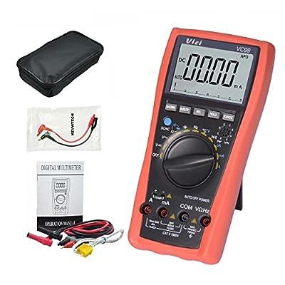 VICI VC99+ 3 6/7 6000 count auto range digital Multimeter DMM AC DC Voltmeter Capacitance Resistancence Frequency Measuring