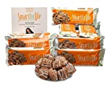 smart for life gluten free - Smart for Life Chocolate Chip Diet Cookies, 14 day Meal Replacement - Pack of 14, (84 ct)