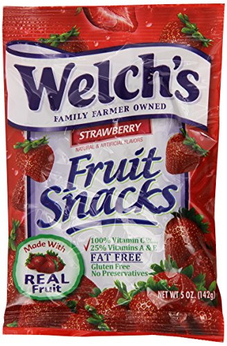 strawberry fruit snacks - 2