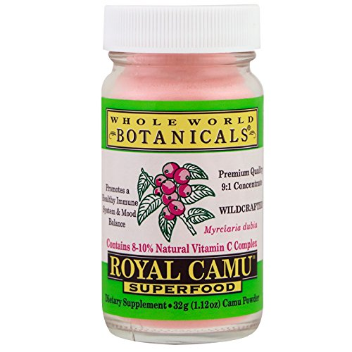 Royal Camu Superfood Powder, 32 grams