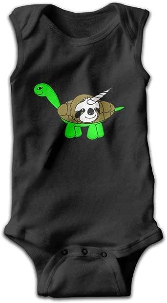 Amazon.com: Tortoise with Sloth Unicorn Sleeveless
