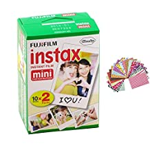 Fujifilm INSTAX Mini Instant Film Twin Pack for instax mini 7s / 8 / 25 / 50s / 70 / 90 Mini 9