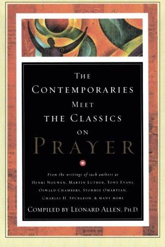 Download Contemporaries Meet the Classics On Prayer pdf epub