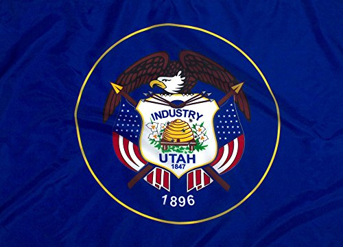 - Federal Flags 3x5ft Utah Flag Outdoor Nylon
