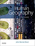 img - for Human Geography: A Short Introduction book / textbook / text book