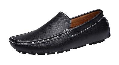 Ommda Homme Mocassin Bateau Chaussure Pantoufle  Amazon.fr  Chaussures et  Sacs a328a1439e13