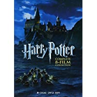 Deals on Harry Potter: The Complete 8-Film Collection Blu-ray