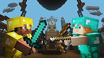 Minecraft - DLC,  Battle Map Pack 3 - Wii U [Digital Code]