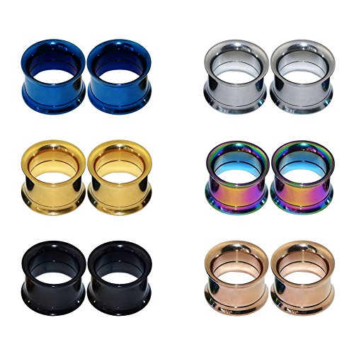 9 16 stainless steel tunnels - 3