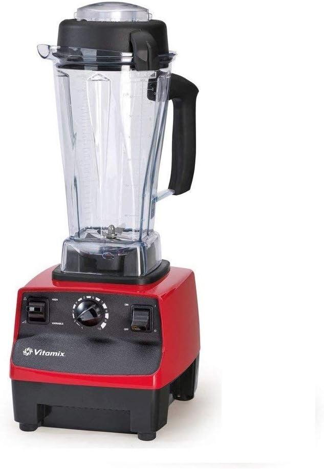 Vitamix TNC 5200 Mixeur Rouge: : Cuisine & Maison