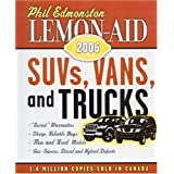 Lemon Aid SUV's, Vans, and Trucks 2006