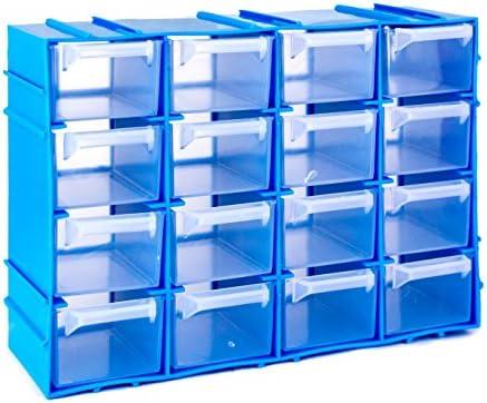 Cassettiere Plastica Per Minuterie.Media Wave Store 182475 Cassettiera Simply Box In Plastica Rigida
