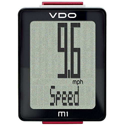 VDO M1 Rad Computer mit Kabel, 3001