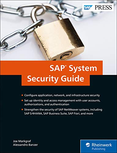 SAP System Security Guide (SAP PRESS)