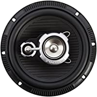 Soundstream PF-653 250W 6.5 3-Way Picasso Series Coaxial Car Speakers, Set of 2