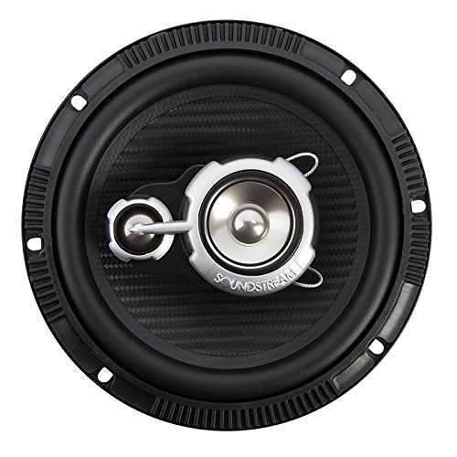 Soundstream PF-653 250W 6.5-Inch 3-Way Picasso Series Coaxial Car Speakers, Set of 2 SOWDU