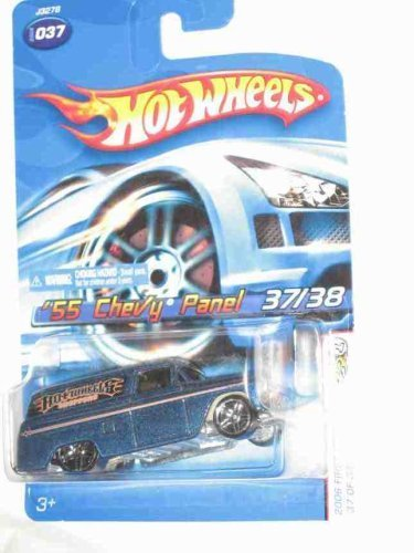 55 chevy panel hot wheel - 5