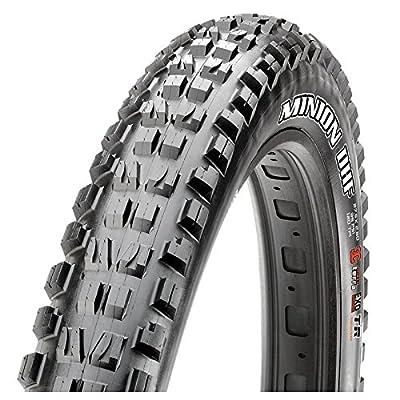 Maxxis Minion DHF Black Fold Tires Black FOLD/120 3C-TERRA/EXO/TR