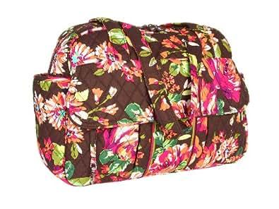 Amazon Com Vera Bradley Baby Bag In English Rose