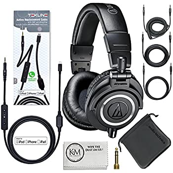 audio technica ath m70x professional monitor headphones musical instruments. Black Bedroom Furniture Sets. Home Design Ideas